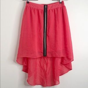 Disney D-Signed Skirt Girls Size Large